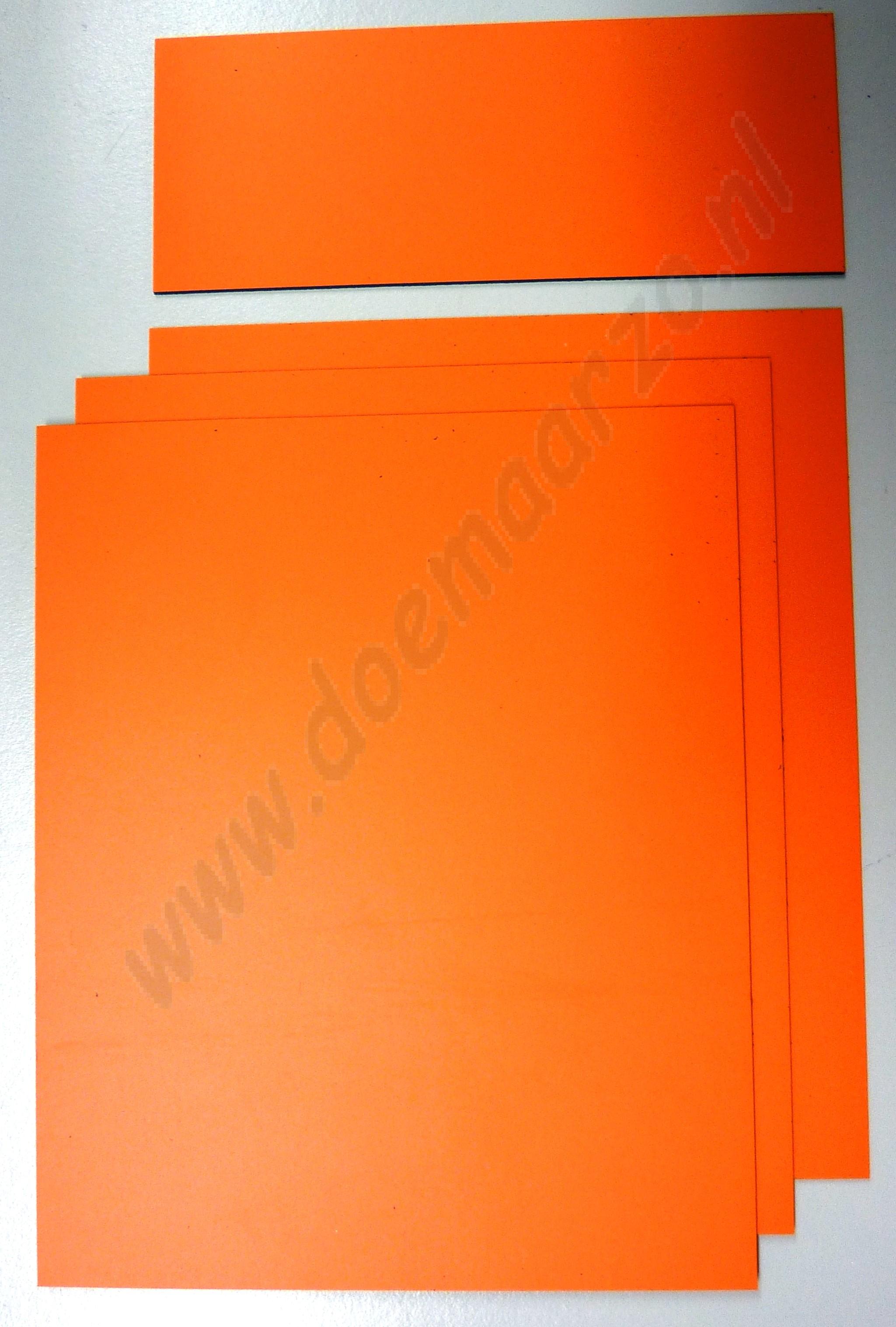 oranje vinyl