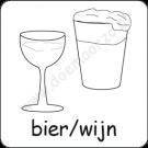 Bier-wijn