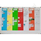 Compleet dagritmesysteem voor scholen (3x3 cm)