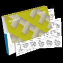 Extra bij te bestellen: set pictogramstickers in handig opbergmapje