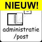 administratie/post