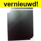 zwart vinyl
