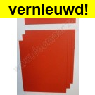 Kleurensysteem zelf samenstellen - rood (3x3 cm)