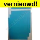Kleurensysteem zelf samenstellen - blauw (3x3 cm)