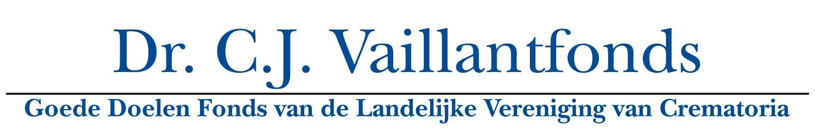Logo Dr. C.J. Vaillant Fonds