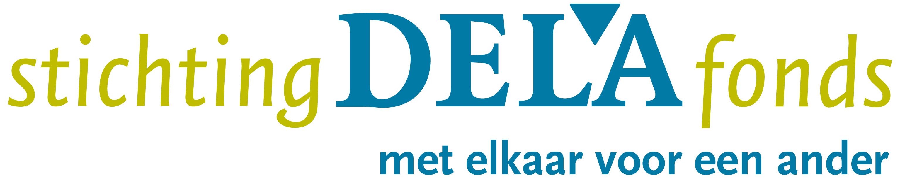 Logo Stichting Dela Fonds