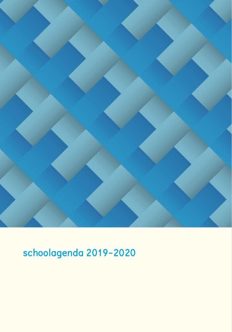 schoolagenda